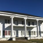 Antebellum Mansion in Eutaw