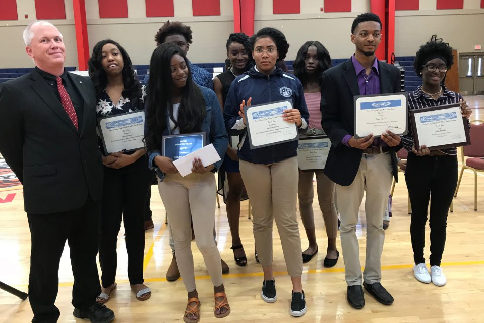 Debate Team Awards 2019